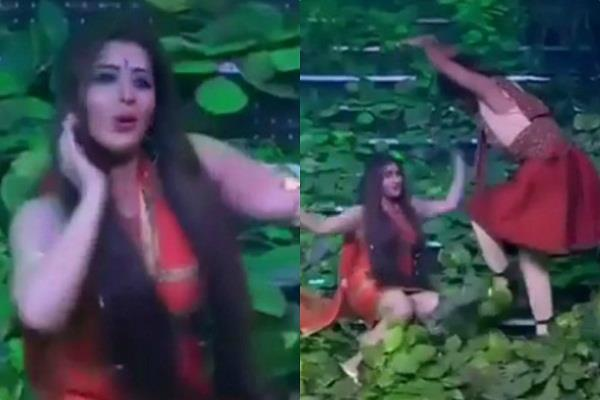 shilpa shinde naagin dance with sunil grover
