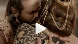 टीवी पर पहली बार लीड एक्ट्रैस का किसिंग सीन, पार की सारी हदें, चौंका देगा ये Video