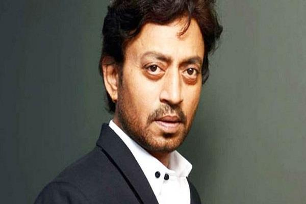 irrfan khan share a emotional note