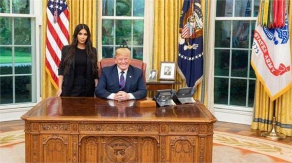 kim kardashian visits donald trump internet trolls their meeting