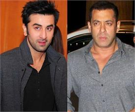 ranbir kapoor talks about salman khan
