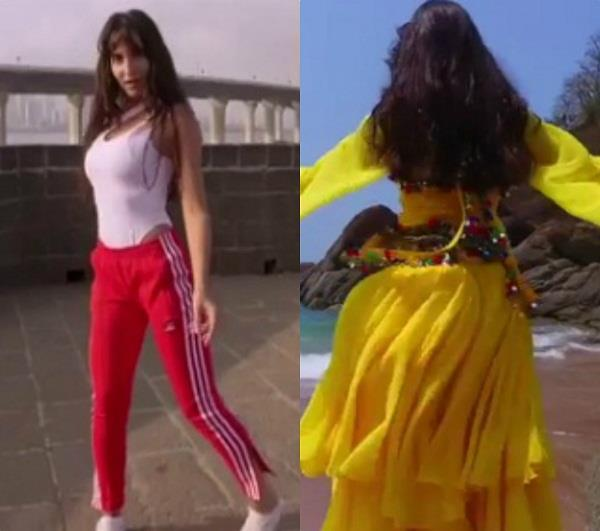 nora fatehi hot dance