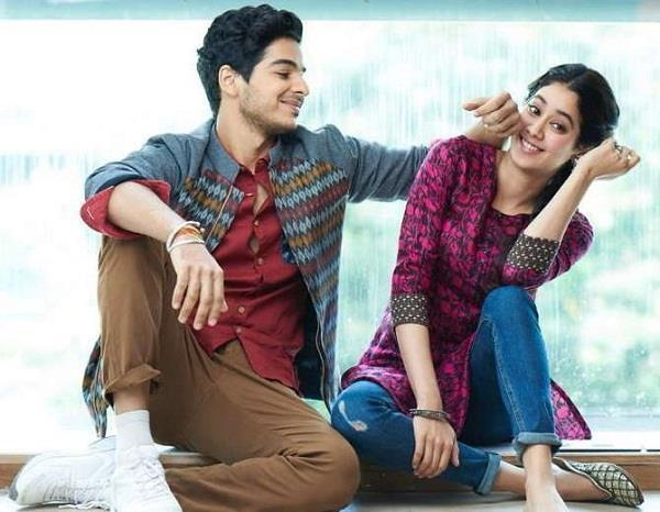 jhanvi kapoor and ishaan khatter film dhadak fees