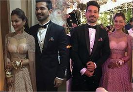 रुबीना-अभिनव ने शादी के बाद शिमला में रखी पार्टी, 24 और 28 को होगी रिसेप्शन