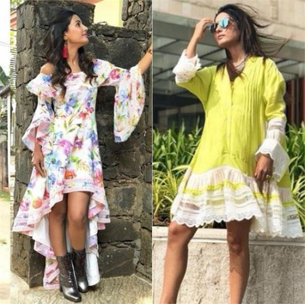 when hina khan s style failed miserably