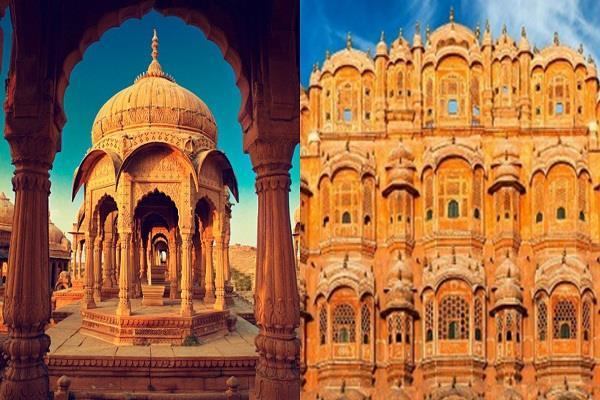 these bollywood films which are shooted in rajasthan