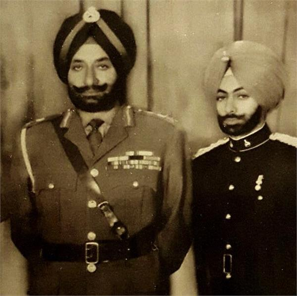 father s day captain amarinder singh remembered his father