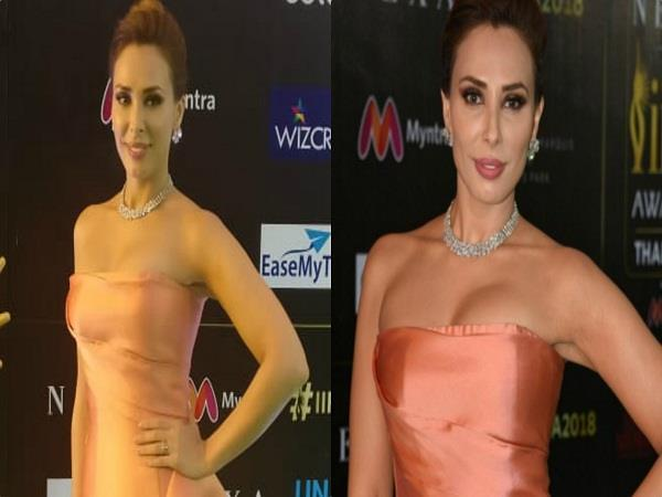 iulia vantur at iifa awards 2018