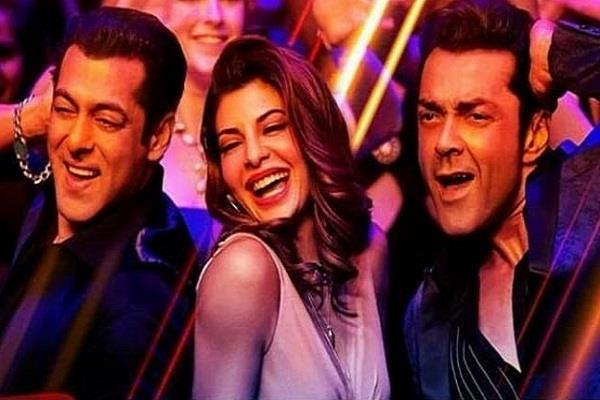 race 3 new song party chale released