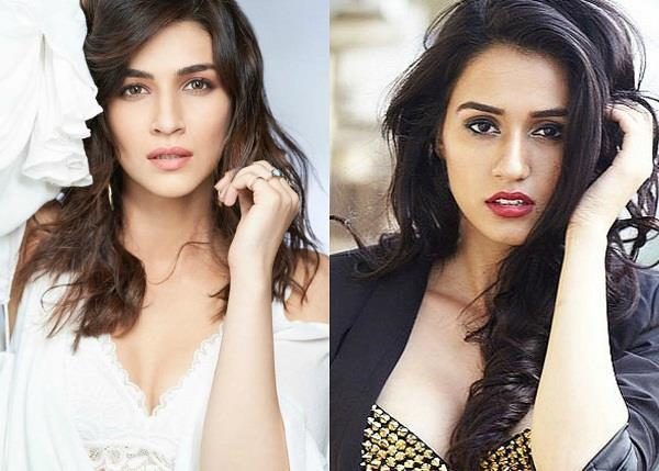 look alike kriti sanon and disha patani