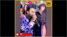 Babbu Maan ਪਹੁੰਚੇ Jass Bajwa ਦੀ Reception Party 'ਚ, ਹਿੱਟ ਗੀਤ ਗਾ ਬੰਨ੍ਹਿਆਂ ਮਾਹੌਲ