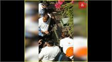 ਕੋਰੋਨਾ ਤੋਂ ਬਾਅਦ ਚੰਡੀਗੜ੍ਹ 'ਚ ਤੇਂਦੂਏ ਦਾ ਖੌਫ,ਲੰਮੀ ਮਸ਼ੱਕਤ ਬਾਅਦ ਕਾਬੂ