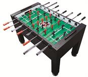 ronaldo and messi are among the table soccer fans