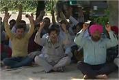 haryana roadways employees chakka jam