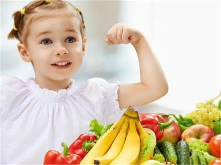 increase the weight of the child
