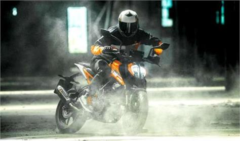 ktm 125 duke bookings starts in india