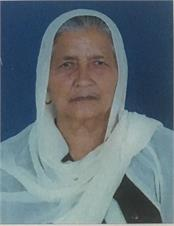 expression of deep sorrow over the death of amrik singh jawanda  s mother