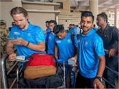indian team leaves for asian champions trophy