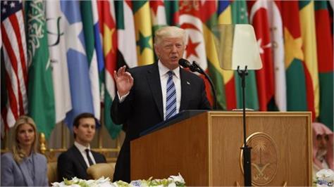 donald trump says us needs saudi arabia in fight against terrorism