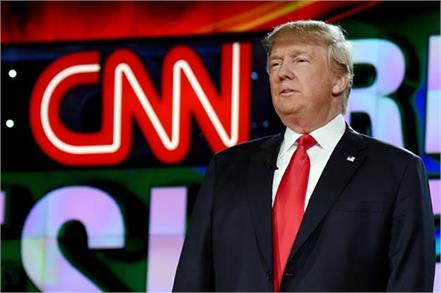 cnn did the case on us president donald trump