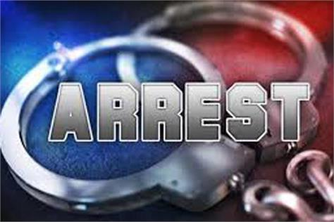 police arrested liquor sales at the railway station
