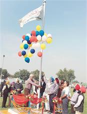 shaheed sarabha starts the 71st gold cup tournament