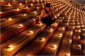 diwali shops are very popular but there is a shortage of customers