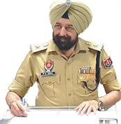 once again  the millions of  robbery solve s  p  sidhu