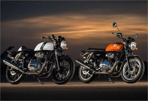 royal enfield interceptor 650 continental gt 650 launched in india