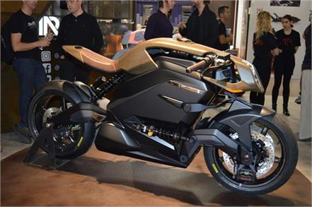 world  s most advanced electric motorcycle