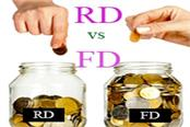 know the difference between fd and rd account