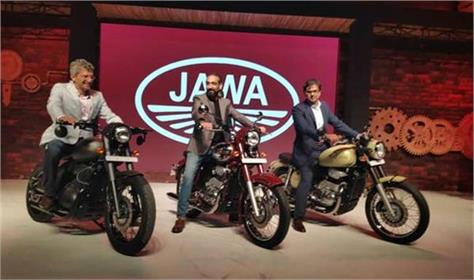 jawa motorcycles launched in 3 variants in india