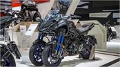 new yamaha niken gt that s been unveiled at the 2018 eicma in milan