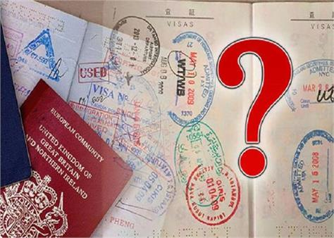 passport is lost in the foreign country
