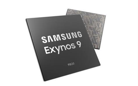 samsung unveiled next gen flagship exynos 9820 chipset