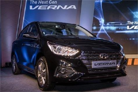 hyundai verna launched two new variants