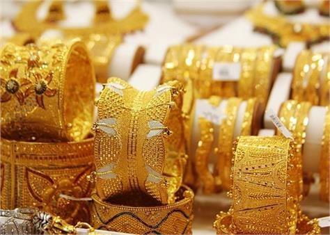 gold jumped 80 rupees