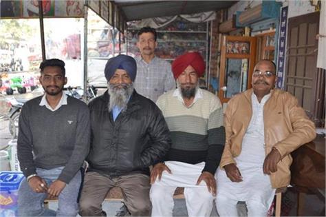tarn taran  congress government  handa
