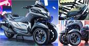 eicma 2018  new 300cc yamaha 3ct scooter revealed