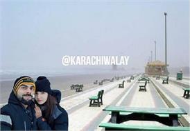 लाहौर और कराची में हनीमून मना रहे हैं विराट-अनुष्का, नहीं यकीन तो ये तस्वीरें हैं सबूत