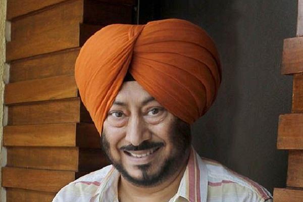 punjabi comedian jaswinder bhalla reached yamuna nagar