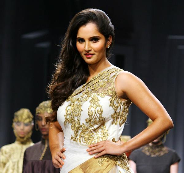tennis star sania mirza