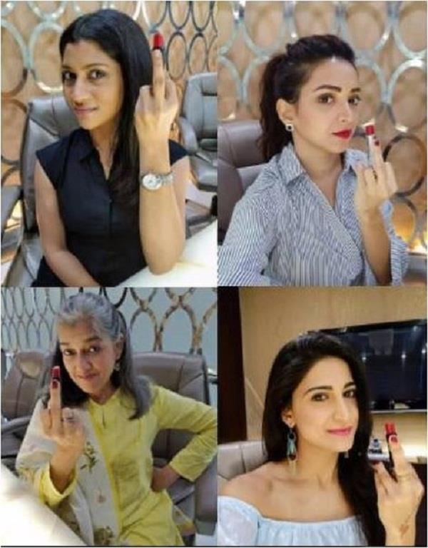 actress of film lipstick under my burka starts lipstick campaign