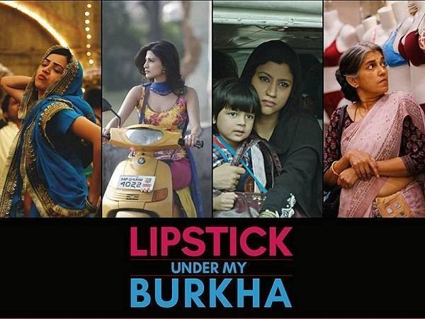 lipstick under my burkha succes party