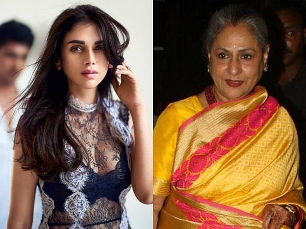 jaya bachchan suggests aditi rao hydari name to sanjay leela bhansali