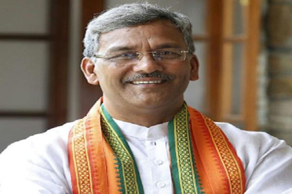 chief minister gave best wishes to the chaitra navaratri