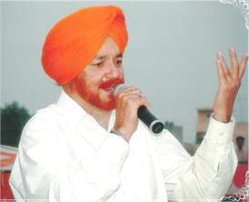 प्रसिद्ध पंजाबी गायक कर्मजीत सिंह धूरी की सड़क हादसे में मौत