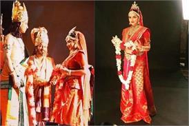 रामायण की सीता बनी ईशा देओल, वजह जान लोग कर रहे हैं एेसे कमेंट्स