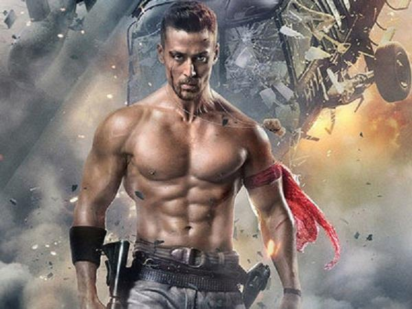 tiger shroff film baaghi 2 collection 250 crores