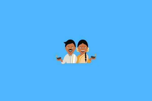 twitter releases new emoji for tamil malayalam new year